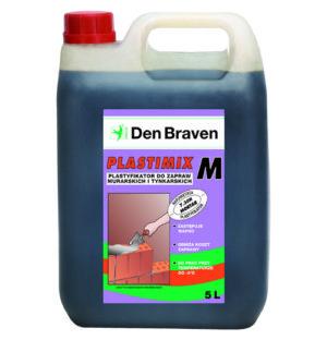 Zwaluw PLASTIMIX M 1L plastyfikator do zapraw murarskich i tynkarskich