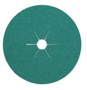 Krążek fibrowy fi 125 gr. 016